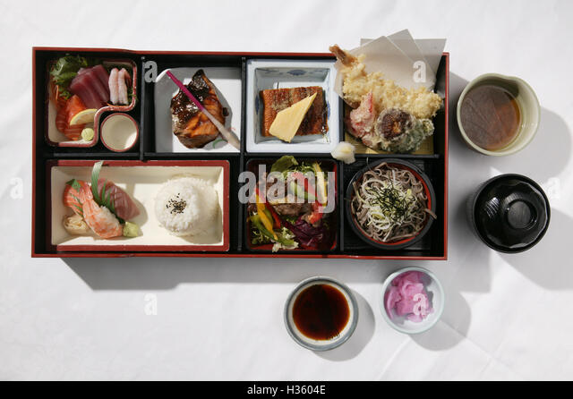japanese bento box stock photos japanese bento box stock images alamy. Black Bedroom Furniture Sets. Home Design Ideas
