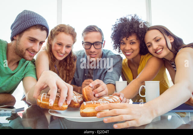 Students Eating University Stock Photos Amp Students Eating
