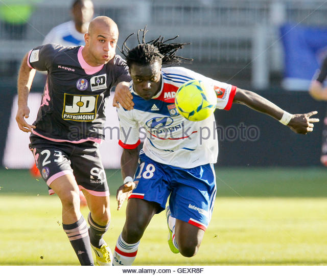 Lucas Moura Of Psg In Action During The Ligue 1 Match: Abdennour Stock Photos & Abdennour Stock Images