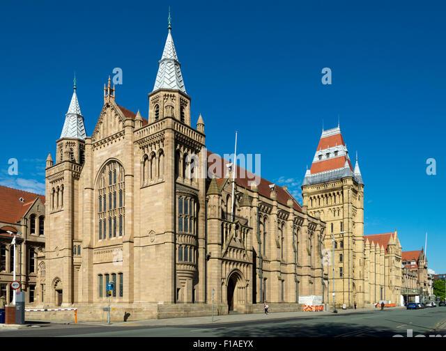 Morton Building University Of Manchester Room
