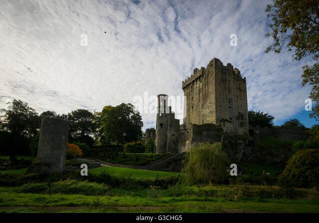 Blarney castle stock photos blarney castle stock images for Landscape architect ireland