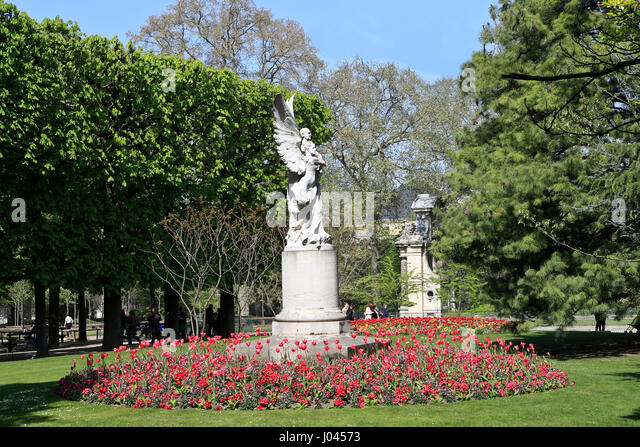 luxembourg gardens paris stock photos luxembourg gardens paris stock images alamy. Black Bedroom Furniture Sets. Home Design Ideas