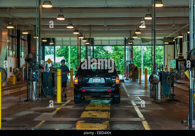 Department of motor vehicles stock photos department of for Maryland motor vehicle inspection stations