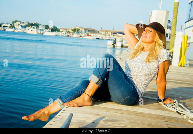 monmouth beach mature women personals Download this stock image: woman at the beach, eyes closed, portrait - cfp5y6 from alamy's library of millions of high resolution stock photos, illustrations and vectors.