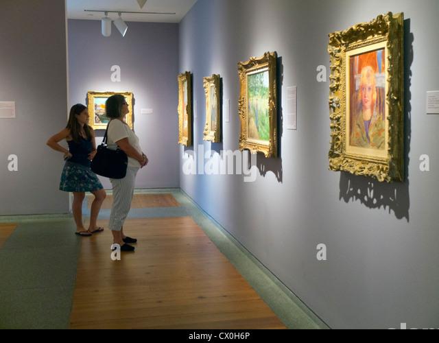 Portland museum art in maine stock photos portland for Portland art museum maine