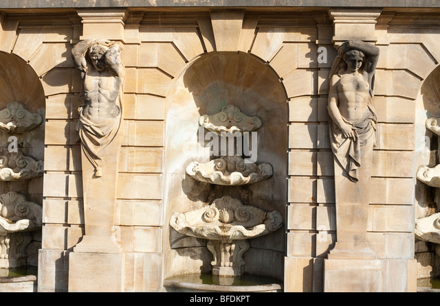 Blenheim palace woodstock oxfordshire uk stock photos