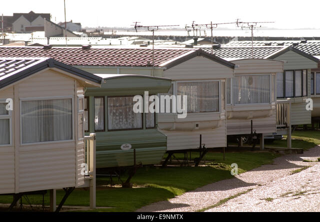 Mobile Homes Home Static Caravan Caravans Site Trailer Trailers Park Parks