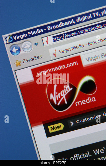 Virgin Media Northampton Probleme
