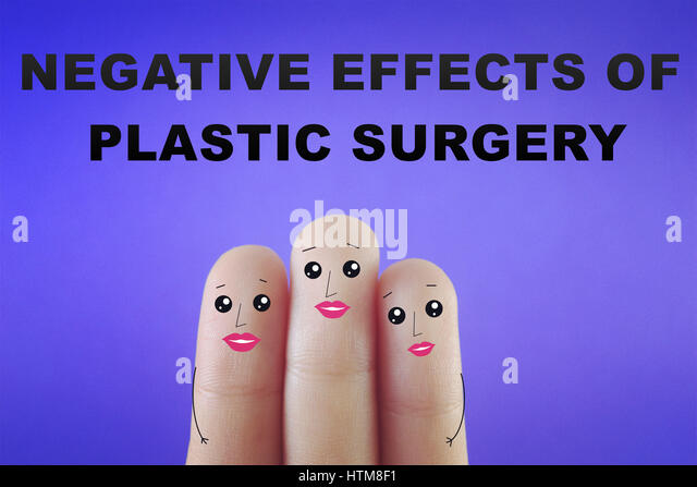 negative and positive effects of cosmetic surgery Negative effect because the stomach is divided and the small intestines are rerouted, leakages can occur right after surgery because roux-en-y is surgery, it can involve complications such as pulmonary embolism (a blood clot to the lungs), bleeding, infection, stricture (a severe narrowing of the hookup of the stomach to the intestine.