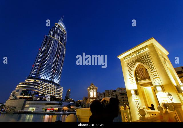 Luxushotel stock photos luxushotel stock images alamy for Dubai hotels near burj khalifa