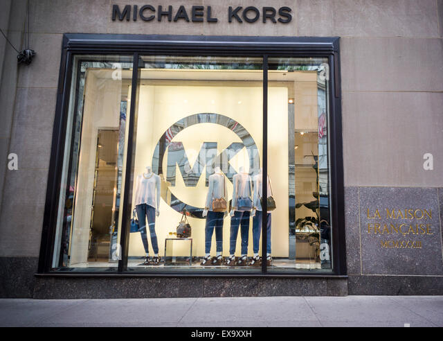Michael kors handbags stock photos michael kors handbags for Michael kors rockefeller center