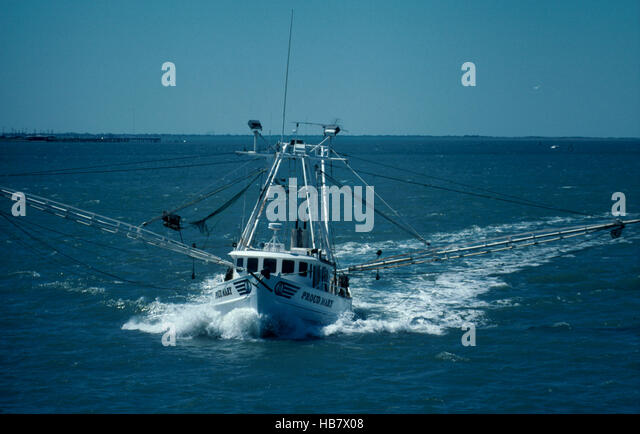 Shrimp boat gulf of mexico stock photos shrimp boat gulf for Commercial fishing boats for sale gulf coast