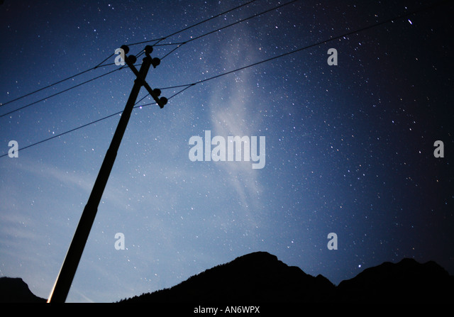 Telegraph Wires Stock Photos & Telegraph Wires Stock ...