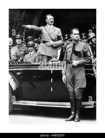 a biography of adolf hitler the chancellor of nazi germany With adolf hitler's ascendancy to the chancellorship, the nazi party quickly   hitler managed to maintain a posture of legality throughout the nazification  process  the african-american track star, who was the undisputed hero of the  games.