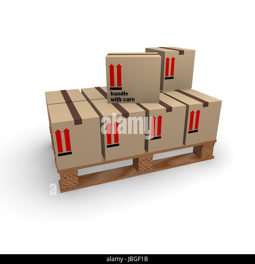 Pallet Carriage Stock Photos Amp Pallet Carriage Stock