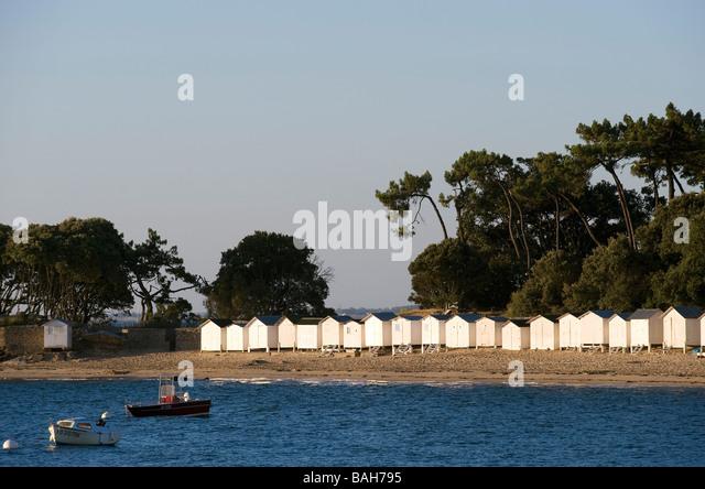 Ile de re france beach bois plage stock photos ile de re for Bois de la chaise noirmoutier
