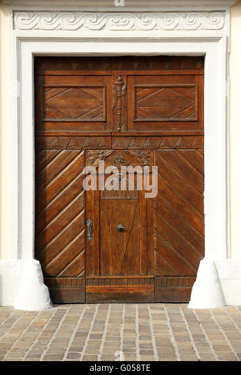Mechanism lock doors door stock photos mechanism lock for Door lock germany
