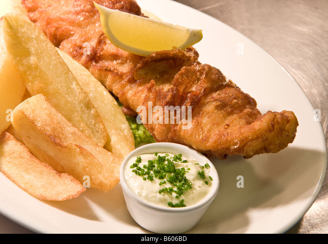 Cod And Chips Stock Photos & Cod And Chips Stock Images - Alamy