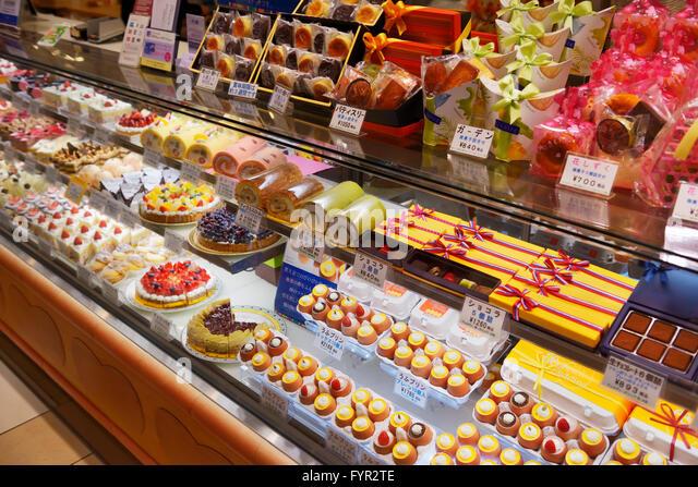 Cake Shop In Ikebukuro