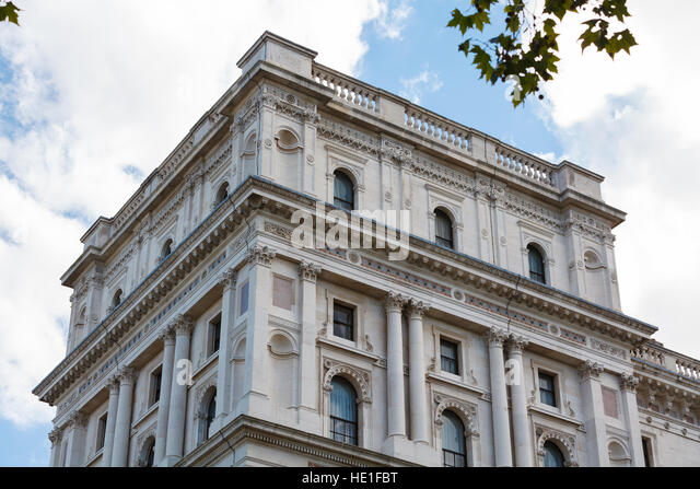 The foreign office london exterior stock photos the foreign office london exterior stock - Foreign and colonial office ...