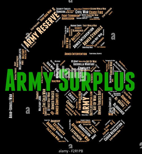 Army Surplus Stock Photos & Army Surplus Stock Images - Alamy
