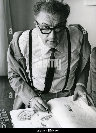 Federico Fellini Stock Photos  amp  Federico Fellini Stock . 373a92b5da4