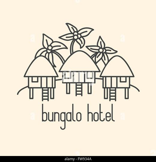 Bungalow Hotel Stock Photos Amp Bungalow Hotel Stock Images