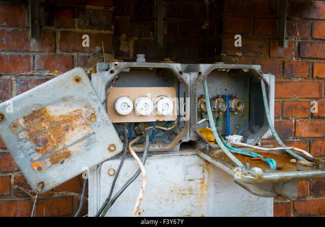old fuse box stock photos old fuse box stock images alamy old fuse box stock image
