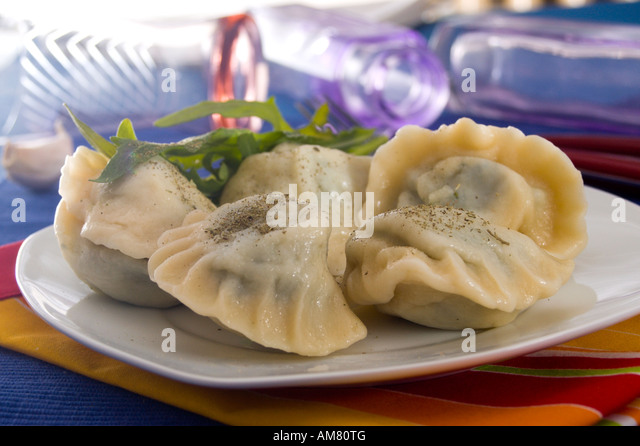 Perogies Stock Photos & Perogies Stock Images - Alamy