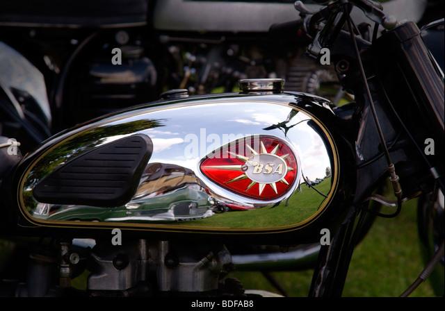 bsa motorbike stock photos amp bsa motorbike stock images