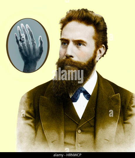 wilhelm conrad roentgen Roentgen, unit of x-radiation or gamma radiation, the amount that will produce, under normal conditions of pressure, temperature, and humidity, in 1 kg (22 lbs) of air, an amount of positive or negative ionization equal to 258 × 10 −4 coulombit is named for the german physicist wilhelm conrad röntgen see also rem.
