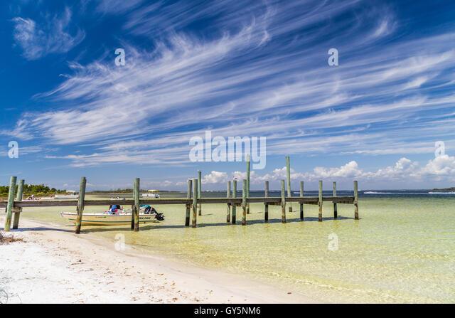 Beach Boy On George Island Fl To Apalachicola L
