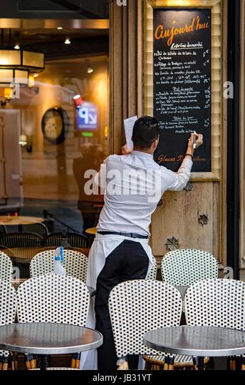 Cafe Le St Malo Quebec City Menu