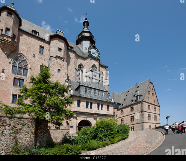 Marburg Castle Stock Photos Marburg Castle Stock Images