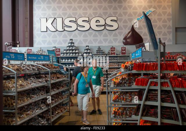 Hershey Chocolate World Stock Photos & Hershey Chocolate ...