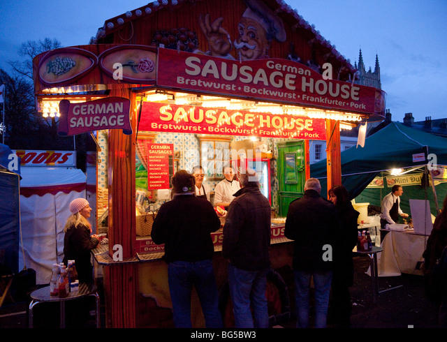 Hot Dog Fast Food In Pueblo