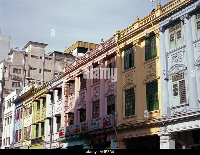 Shophouse restaurant stock photos shophouse restaurant for Classic house kl