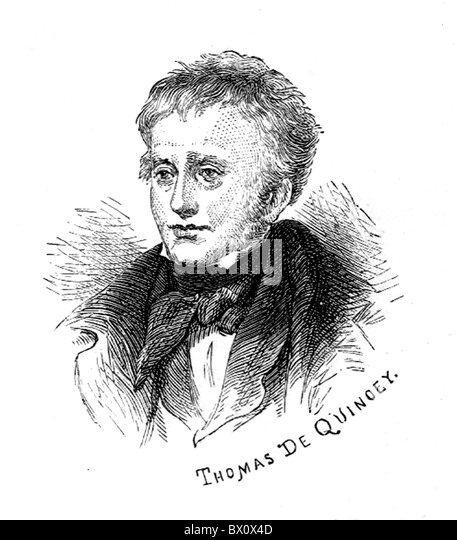 English essayist thomas
