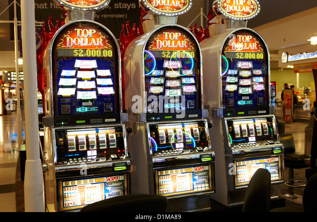 how to play top dollar slot machine