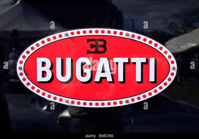 bugatti badge stock photos bugatti badge stock images alamy. Black Bedroom Furniture Sets. Home Design Ideas