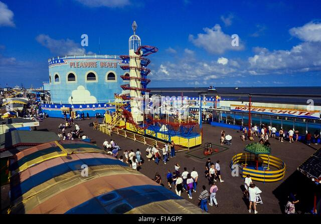 Great Yarmouth Pleasure BeachStock Photos and Images
