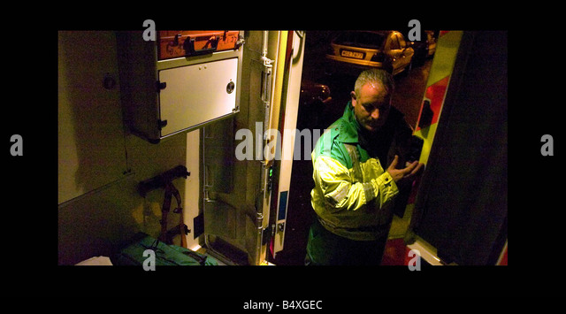Hospital Ambulance Car Service Glasgow