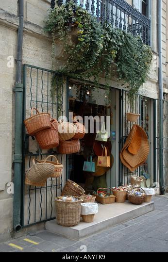 Uzes France Street Stock Photos & Uzes France Street Stock Images ...