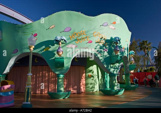 Canada Goose mens online official - Seuss Landing Islands Adventure Orlando Stock Photos & Seuss ...