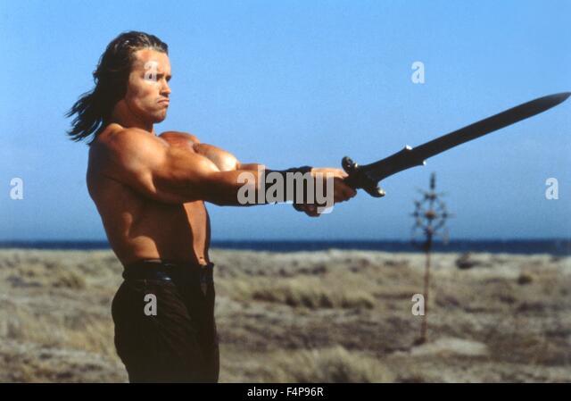 Conan - Der Barbar, (CONAN THE BARBARIAN) USA 1981, Regie: John Milius ... Conan The Destroyer Throne