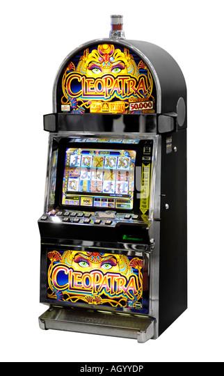 Slot machine gloves