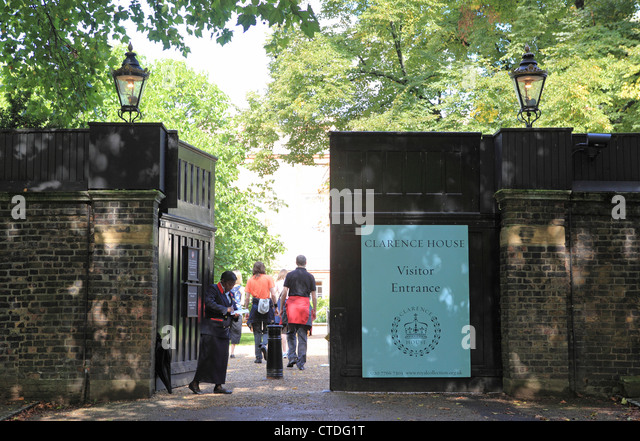 Clarence House Stock Photos Clarence House Stock Images
