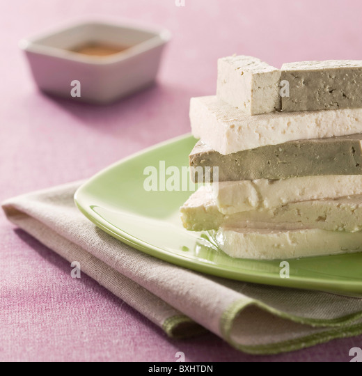 Bean Curd Stock Photos Amp Bean Curd Stock Images Alamy