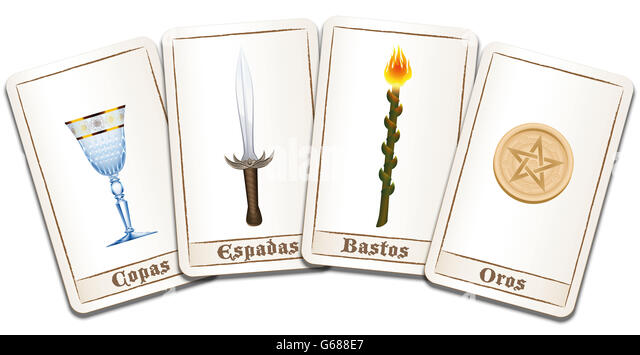 Tarot Cards Symbols Choice Image Symbol Text Art