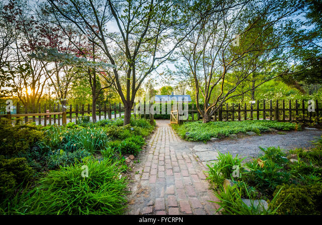 Arboretum and gardens stock photos arboretum and gardens for Botanical gardens maryland